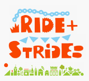 Image result for ride and stride poster